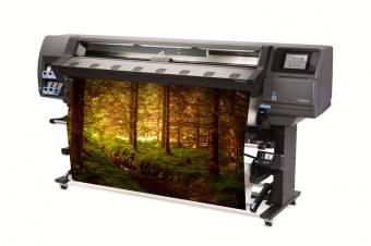Groot formaat printwerk